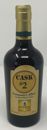 Cask #2 Sherry (500 mL)