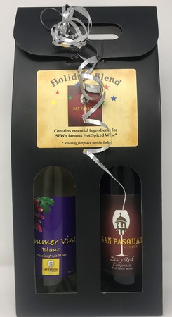 Hot Spiced Wine Kit