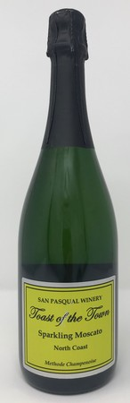 Toast of the Town Sparkling Moscato (North Coast)