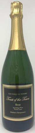Toast of the Town Brut (North Coast)